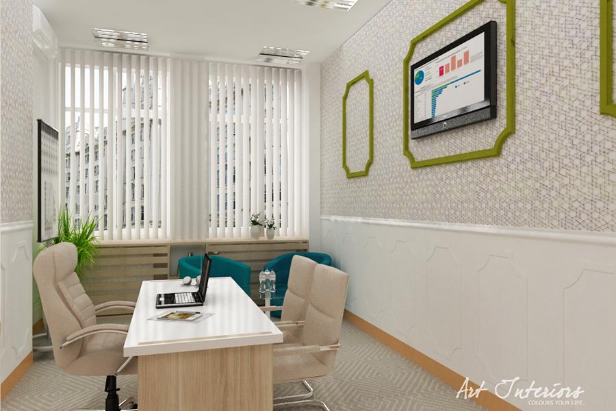 office interior decor. Managerial Office Interior Design Decor