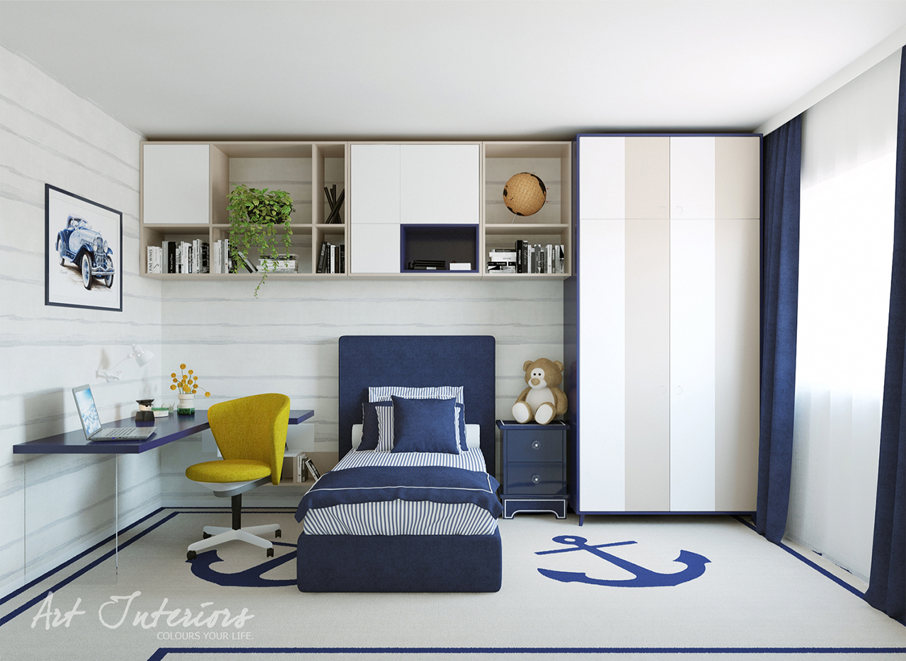 Kid's Room - MF House - Alexandra Nicula Interior Design