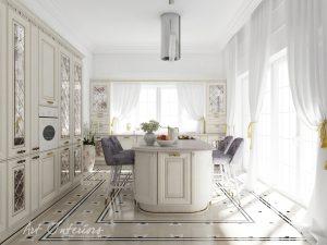 Bucatarie Casa C&R - Alexandra Nicula Interior Designer
