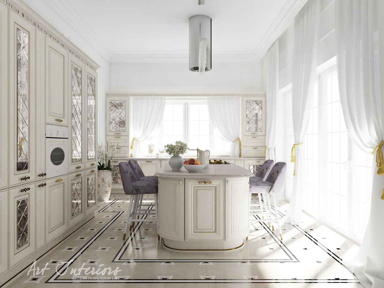 Kitchen - C&R Home - Alexandra Nicula Interior Design