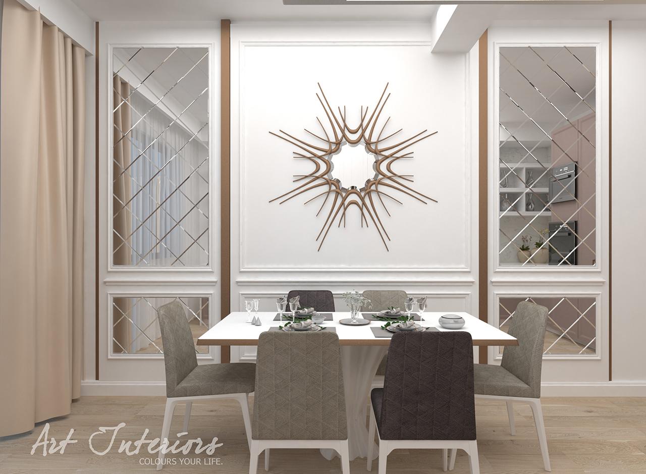 Dining - M House - Alexandra Nicula Interior Design