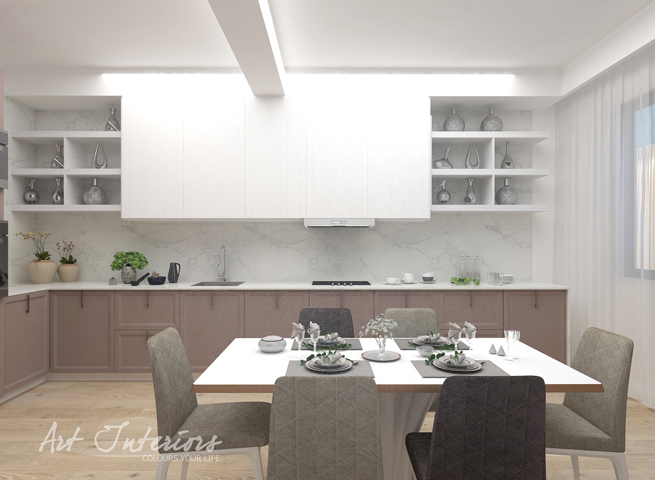 Kitchen - M House - Alexandra Nicula Interior Design