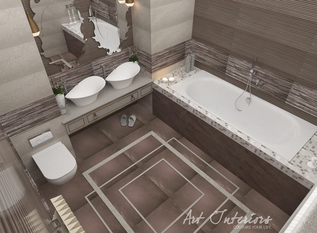 Bathroom - MF House - Alexandra Nicula Interior Design