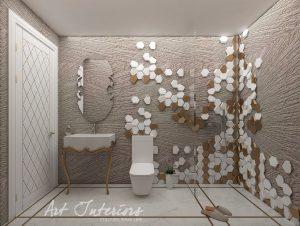 Baie Casa M&F - Alexandra Nicula Interior Designer