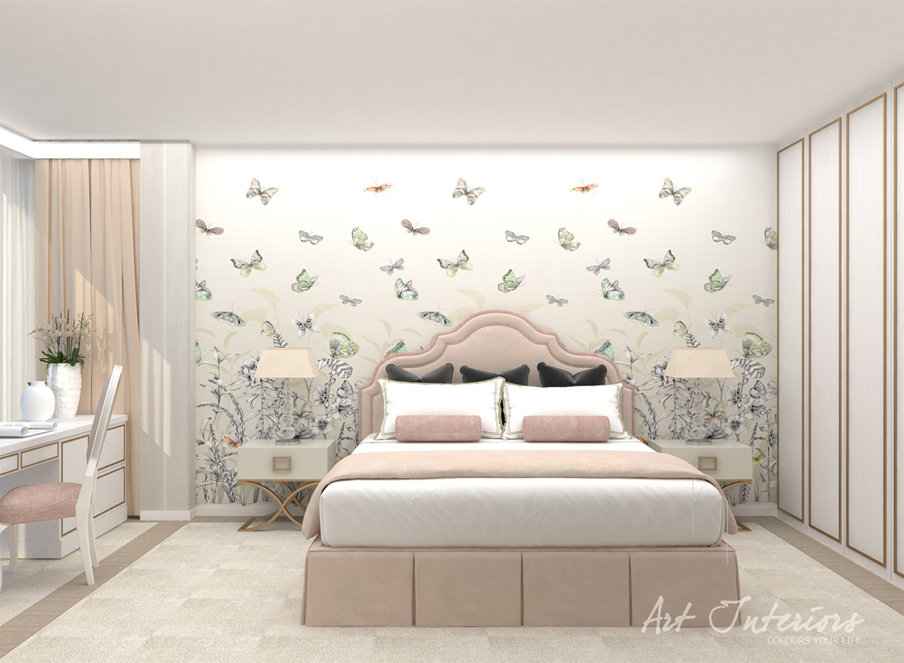 Bedroom - MF House - Alexandra Nicula Interior Design