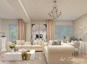 Living Casa M Alexandra Nicula Interior Designer