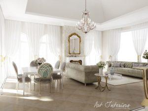 Living Casa C&R - Alexandra Nicula Interior Designer
