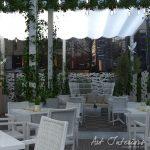 Caffe Citta - Alexandra Nicula Interior Designer