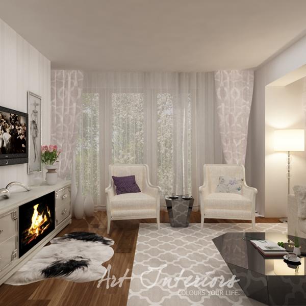Apartament pentru a living 1