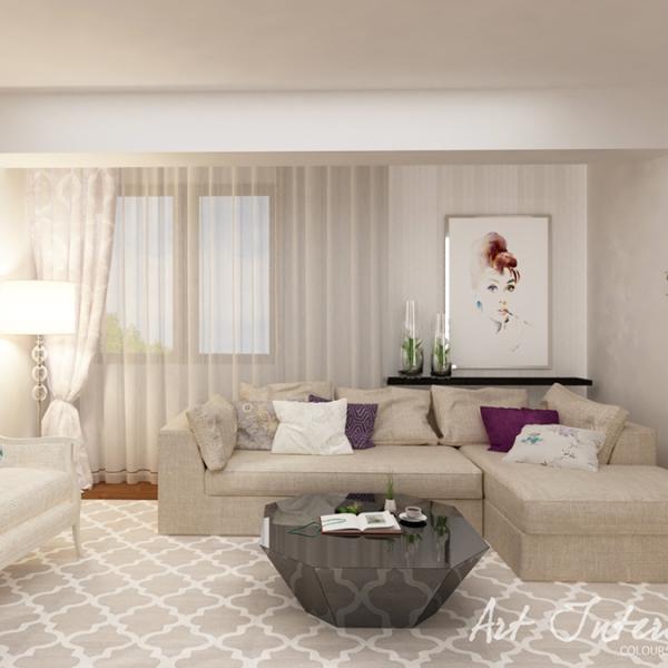 Apartament pentru a living 2